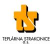 Teplárna Strakonice, a.s. - logo