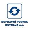 Dopravní podnik Ostrava a.s. - logo