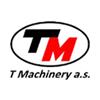T Machinery a.s. - logo
