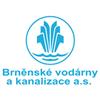 Brněnské vodárny a kanalizace, a.s. - logo