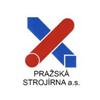Pražská strojírna a. s. - logo