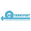 KD TRANSPORT, mezinárodní zasílatelství, spol. s r.o. - logo